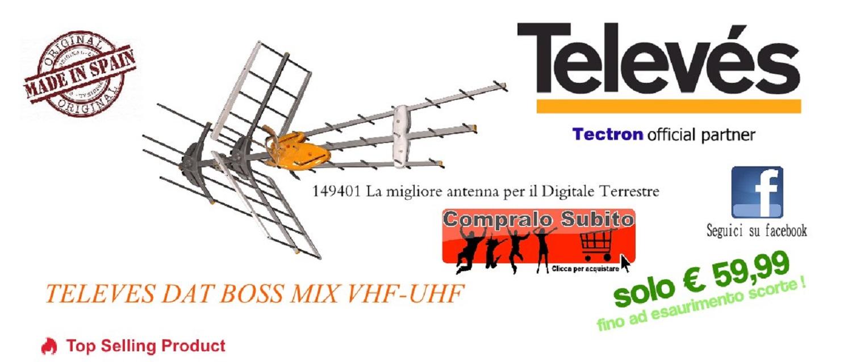 Elimina i disturbi LTE dai tuoi programmi