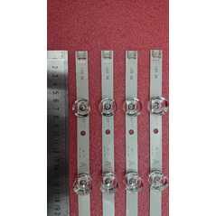 Nuovo Kit 8 PCS striscia di retroilluminazione a LED di ricambio Per LG 47LB5610 LC470DUE innotek ypnl-DRT 3.0 47 pollici, UNA di Tipo B 6916L-1948A 6916L-1949A