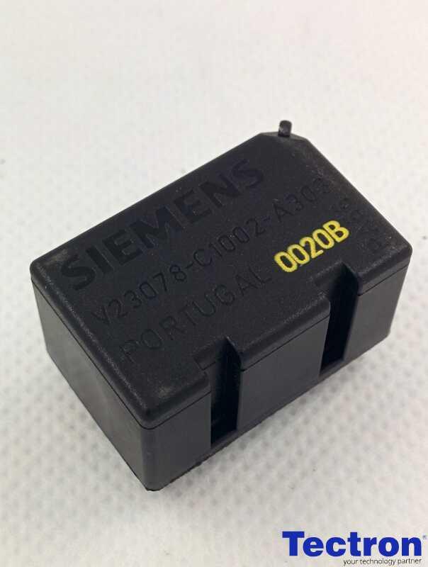 SIEMENS Relè V23078-C1002-A303 Originale Siemens per BMW e AUDI VW 1 Pezzo CC2