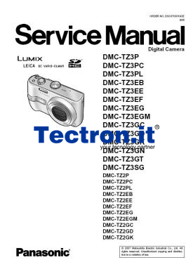 repair manual lumix tz3 user guide manual that easy to read u2022 rh sibere co Panasonic TZ3 Recall Panasonic TZ3 Recall